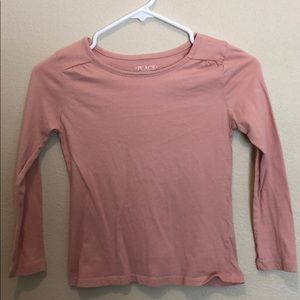 Pink long sleeve Childrens place shirt
